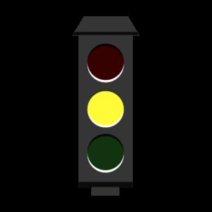 Yellow Stoplight