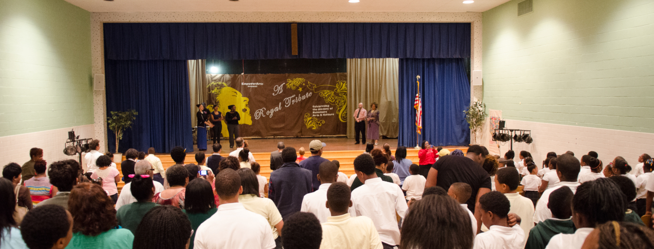 Empowerment Academy Stage
