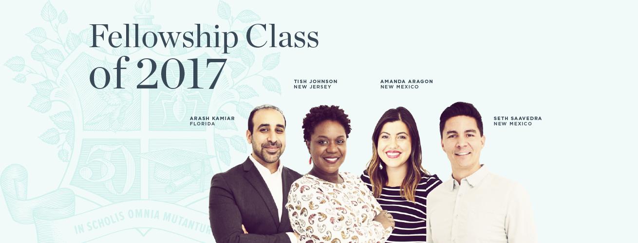 Fellowship Class 2017