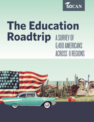 The Education Roadtrip Cover