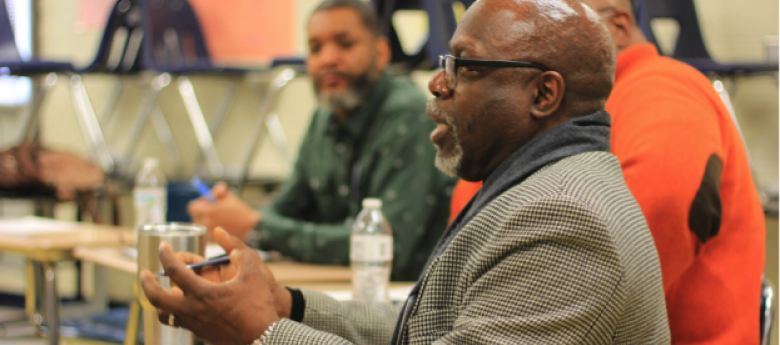YouCAN Advocacy project brings together 100 male educators of color